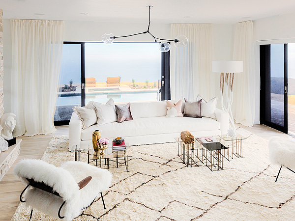 Caitlyn Jenner New Redesigned Malibu Home Architectural