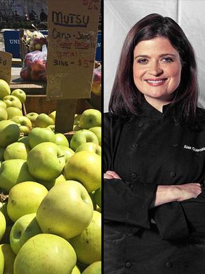 Alex Guarnaschelli Apples