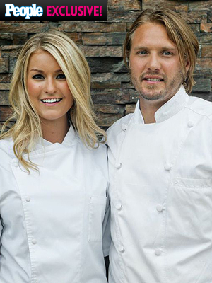 Janine Booth and Jeffrey McInnis