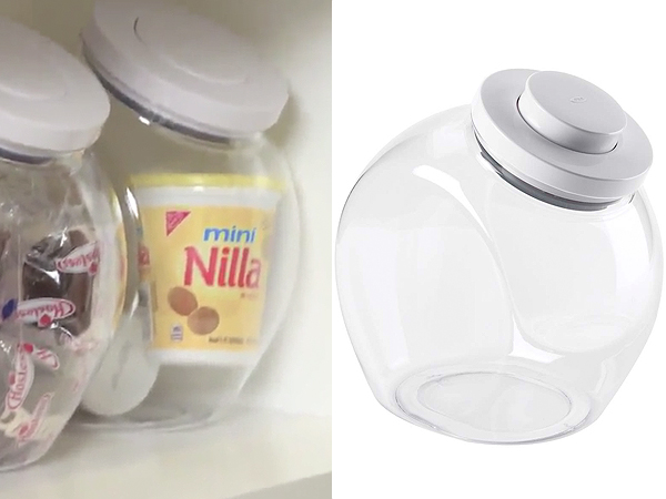 Khloe Kardashian Cookie Jar Magnificent Khloe Kardashian Get The Look Of Her Super Organized Home Pantry