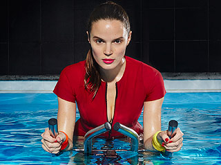 We Tried It: An Underwater Spin Class