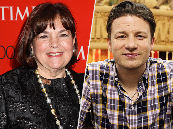 Ina Garten, Jamie Oliver & Chefs Reveal Who They Follow on Instagram ...