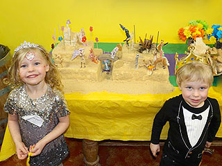 Neil Patrick Harris and David Burtka Make Their Kids' Birthday Cake – and It's a Must-See