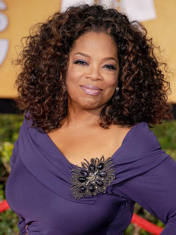 Oprah kale
