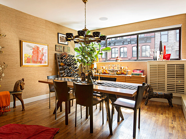 Rachael Ray New York City Apartment; Cozy Kitchen; Photos ...