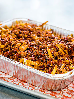Bruce and Eric Bromberg Blue Ribbon Loaded Fries Recipe