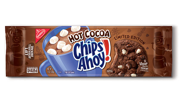 Chips Ahoy Hot Cocoa Flavor