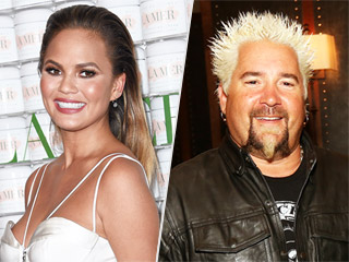 You Have to See Chrissy Teigen Dressed Up as Guy Fieri for Halloween (PHOTO)