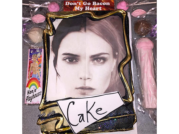 Kendall's cake