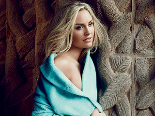 Lindsey Vonn: 'You Don't Have to Be a Size 2 to Be Beautiful'