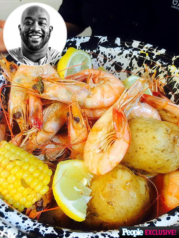 Kenny Gilbert Seafood Boil recipe