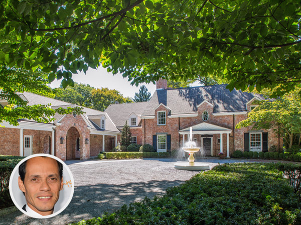 Marc Anthony's Long Island estate
