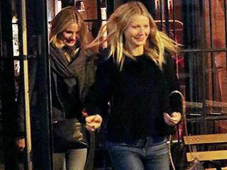 Celeb Besties Gwyneth Paltrow, Cameron Diaz & Drew Barrymore Have 'Giggly' Gals' Night Out in N.Y.C.