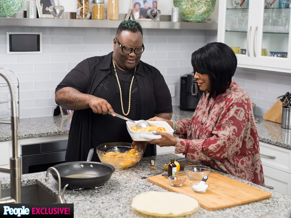 Patti LaBelle Pie Cooking Channel