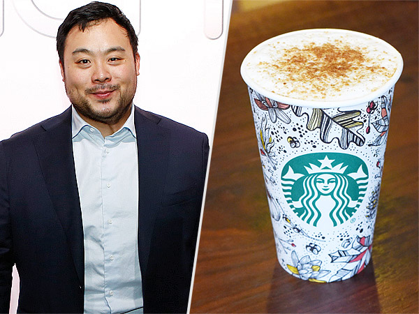 Eric Stringer/Getty; Starbucks