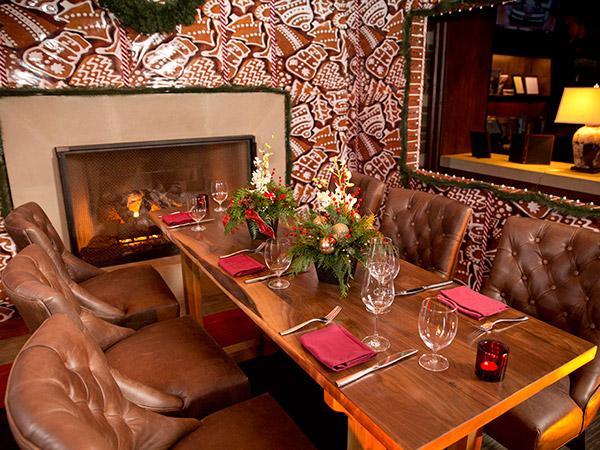 Gingerbread Restaurant Ritz Carlton