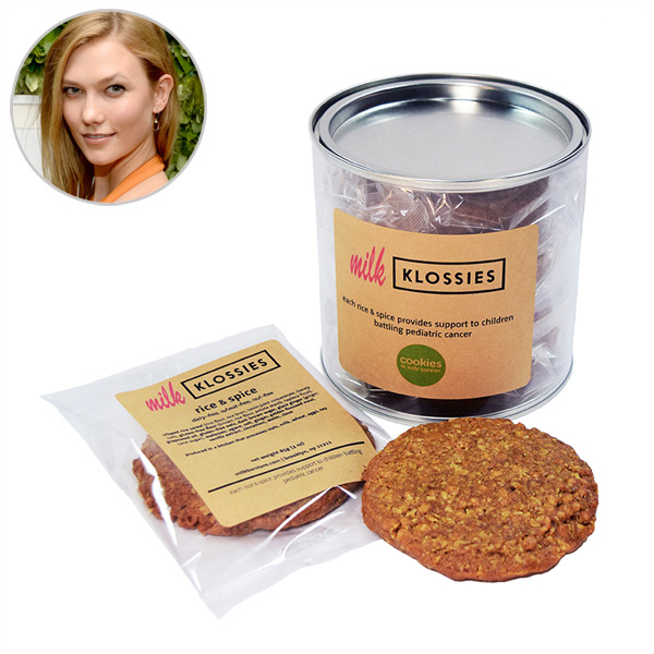 Karlie Kloss Milk Bar Cookies