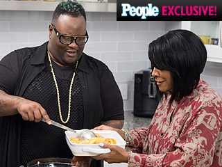 Watch the Hilarious First Clip from Patti LaBelle's Cooking Special with Her Famous Pie Fan