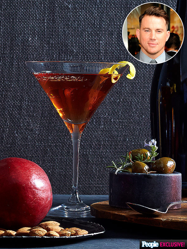 Cocktails including Kevin Costner's The Star