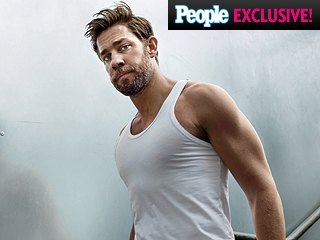 John Krasinski Shows Off Ripped Body in Men's Health – See the Photos!