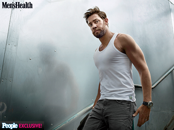 John Krasinski Shows Off Hot Body In Mens Health Great Ideas Peoplecom