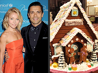 Kelly Ripa and Mark Consuelos Give Out the Sweetest Holiday Gifts