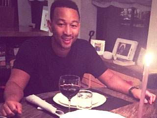 The Best Celeb Food Photos of the Week from John Legend, Kris Jenner & More