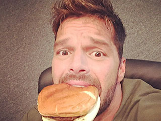 See What Ricky Martin, Blake Lively & More Stars Are Eating & Drinking Right Now