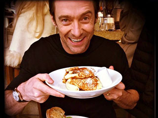 See the Best Celeb Food Photos of the Week from Hugh Jackman, Kylie Jenner & More