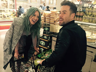 See the Best Celeb Food Photos of the Week from Hilary Duff, Kourtney Kardashian & More
