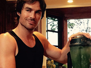 See the Very Best Celeb Food Photos of the Week from Ian Somerhalder, Katy Perry & More