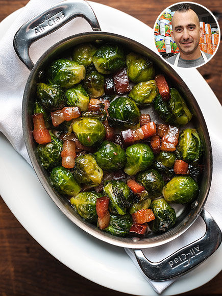 Marc Forgione - Brussels Sprouts