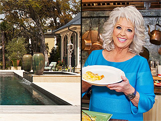 Peek Into These Stunning Celebrity Backyards (Photos) | Paula Deen