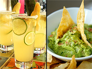 10 Fiesta-Ready Margaritas & Guacamoles for Cinco de Mayo