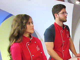 See Which Stars Have Cooked Up a Storm in Culinary School   Ben Seewald, Jessa Duggar