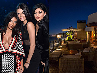 Dine and Dash! The Hot Spots Where You're Most Likely to Spot a Kardashian