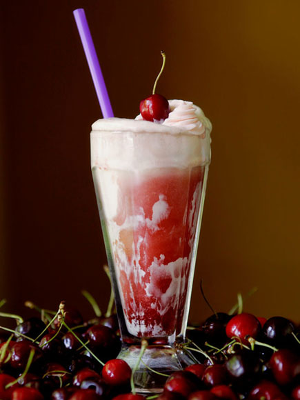 ... the basic root beer float with these twists on the soda shop classic
