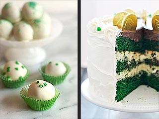 Because St. Patrick's Day Just Isn't Complete Without Eating Something Green
