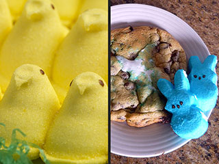 Proof That There Is Absolutely No Wrong Way to Eat a Peep