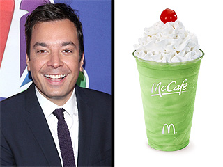 See What Jimmy Fallon, Kris Jenner & More Stars Ate & Drank on St. Patrick's Day