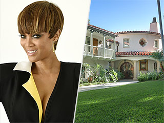 Got a Spare $8 Million? Tyra Banks' Gorgeous Beverly Hills Mansion Could Be Yours