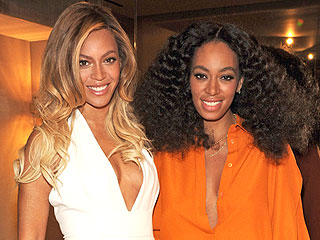 Beyoncé and Solange 'Can't Be Bothered' in Sassy Throwback Christmas Photo