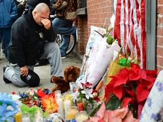 Horror in Brooklyn: Families Mourn Police Officers Killed by Gunman Seeking Revenge