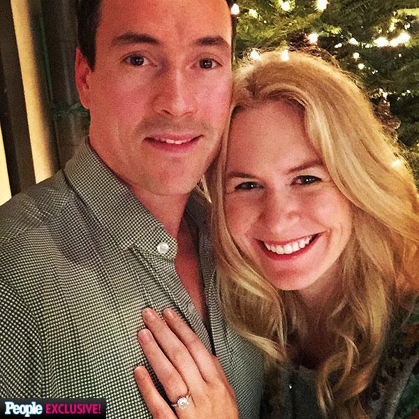 Chris Klein Is Engaged to Laina Rose Thyfault