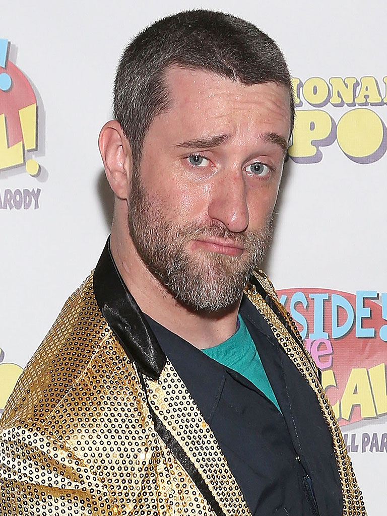 dustin diamond wife