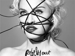 Surprise! Madonna Releases New Music from Upcoming Album Rebel Heart