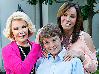 Melissa Rivers Says Mother's Day Is 'an Emotional Trainwreck' as She Celebrates Second Holiday Without Joan | Joan Rivers, Melissa Rivers
