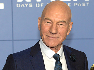 Who Helped Patrick Stewart Prepare to Play a 'Chaotic and Unpredictable' Newsman in Blunt Talk?