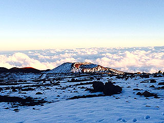 PHOTO: Hawaii Is in for a White Christmas