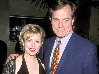 Did Faye Grant Lose Her Right to Stephen Collins's Money When She Taped Him?